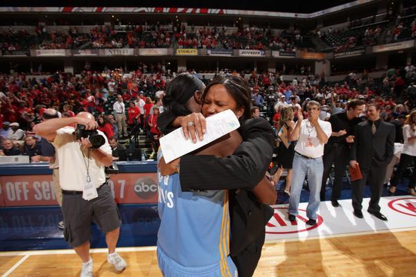 Sky reach WNBA finals