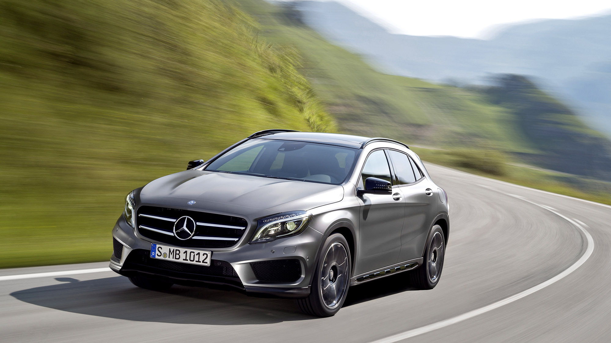 review: mercedes targets new buyers with cute but disappointing