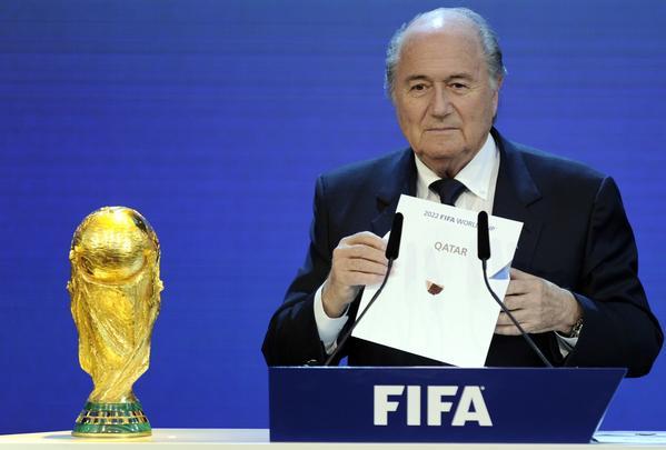 FIFA and the IOC
