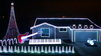 'Star Wars,' 'Frozen' inspire Christmas home light show