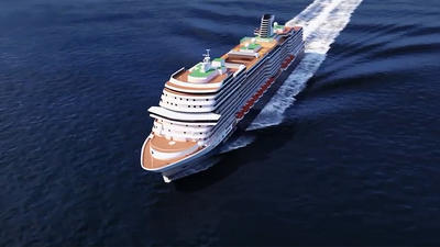 New cruise ships on order for Carnival, Holland America
