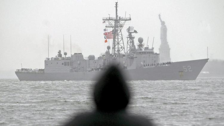 Obama approves sale of four frigates to Taiwan