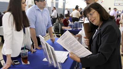 Jobless rates edge up in Glendale, Burbank