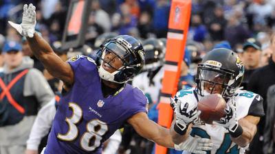 Ravens cornerback Rashaan Melvin intent on capitalizing on opportunity