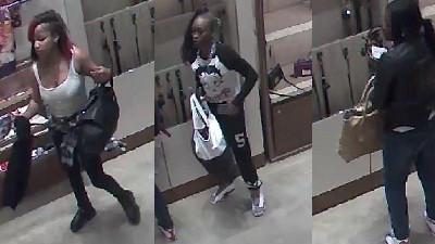 Surveillance video released of Bloomingdale's shoplifters
