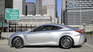 All-new 2015 RC F gives Lexus a performance edge