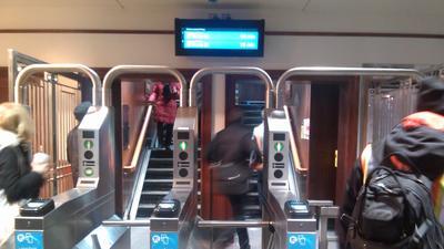 CTA reopens Damen Blue Line stop