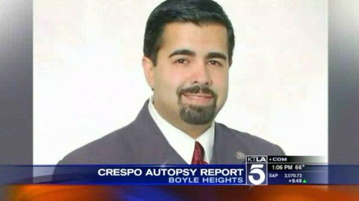 New Details Released In Shooting Death Of Bell Gardens Mayor Daniel Crespo    LA Times