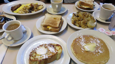 Hangover Helper: The New Wyman Park Restaurant is a greasy-spoon gem for brunch
