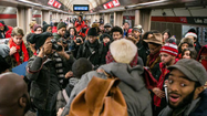 Protesters stage CTA 'train takeover'