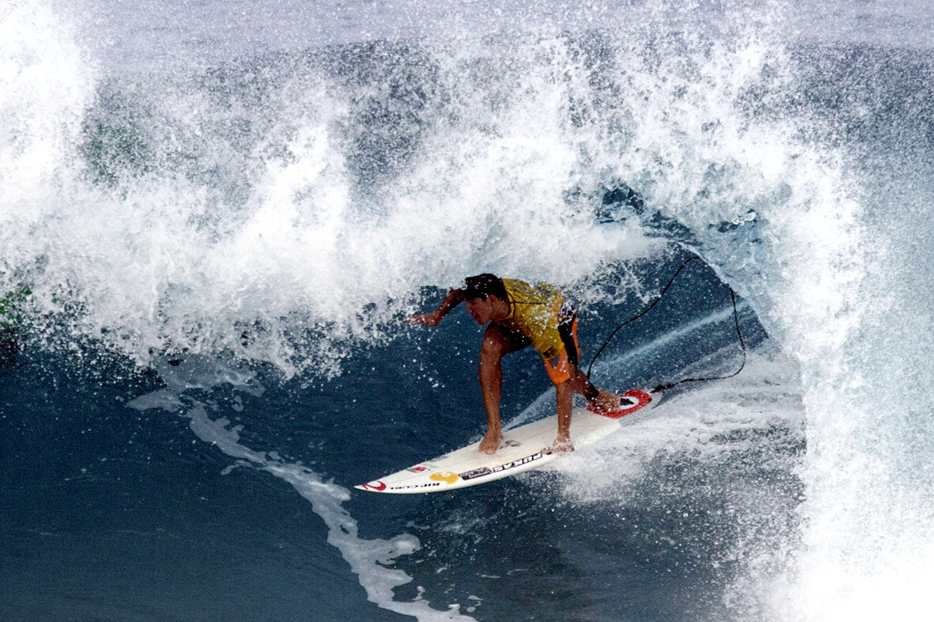 Gabriel Medina becomes Brazil's first world surfing champion at 20