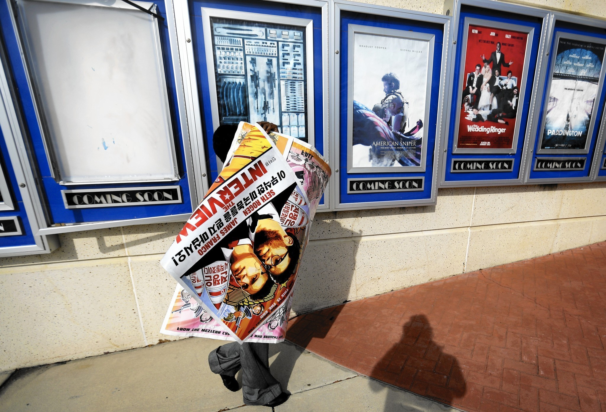 Don't let North Korea have the final say on 'The Interview'
