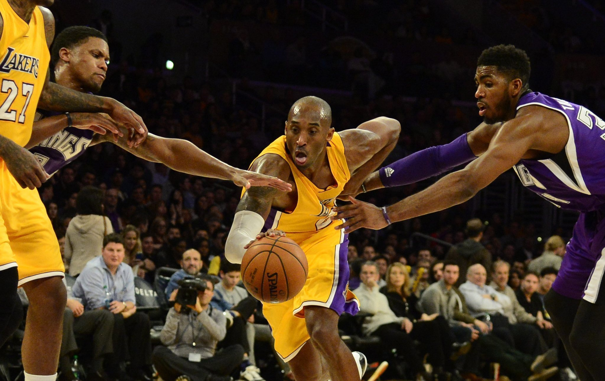 Up next for Lakers: at Sacramento Kings on Sunday