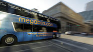 Megabus traveling from Chicago crashes in Indiana, injuring 28