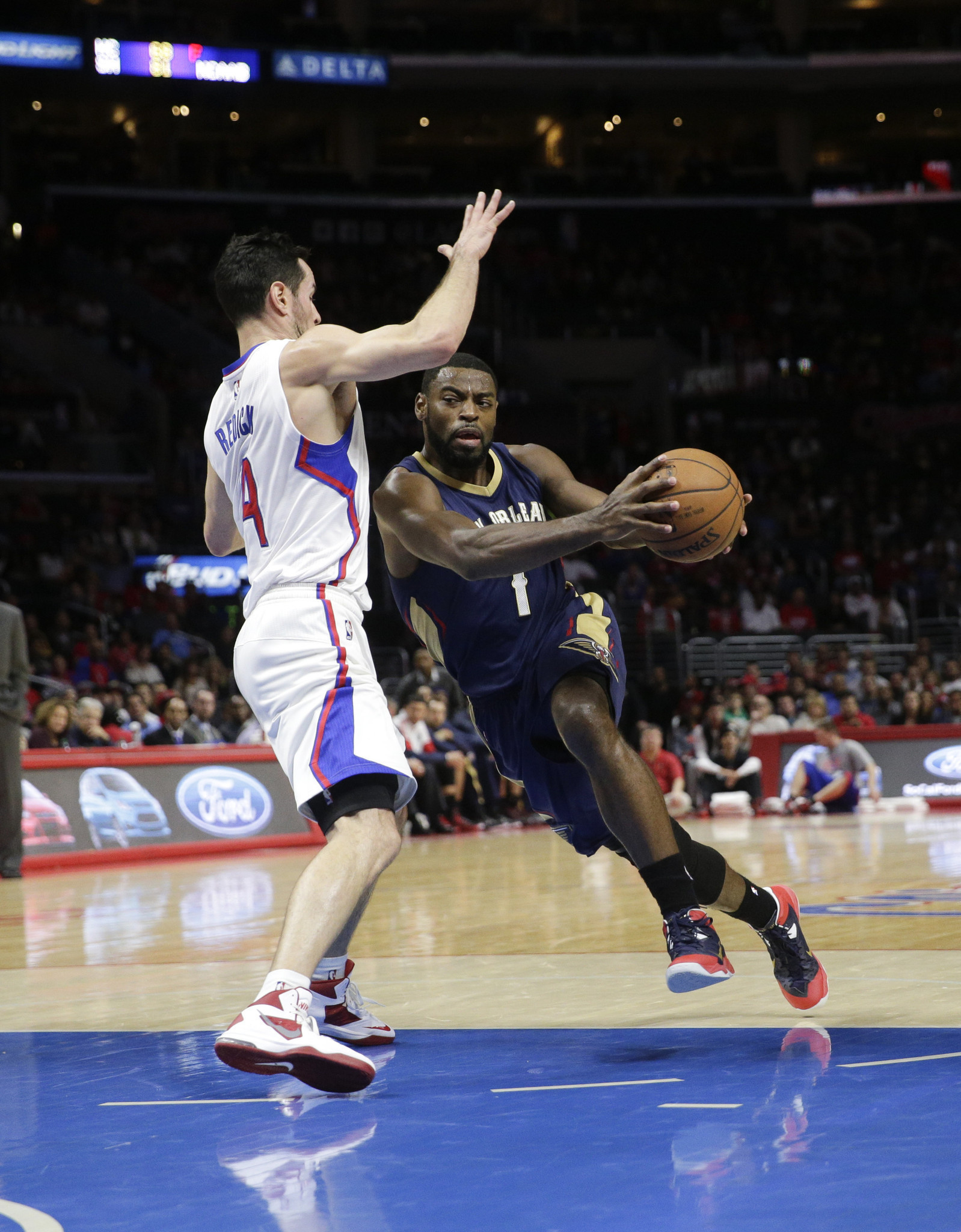 Clippers' hectic schedule means practice falls by the wayside