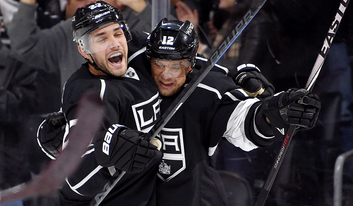 Up next for the Kings: Monday vs. Flames