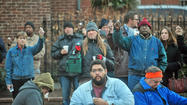 Ceremony honors 17 homeless county residents who died this year