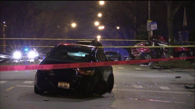 1 killed after shooting leads to police chase