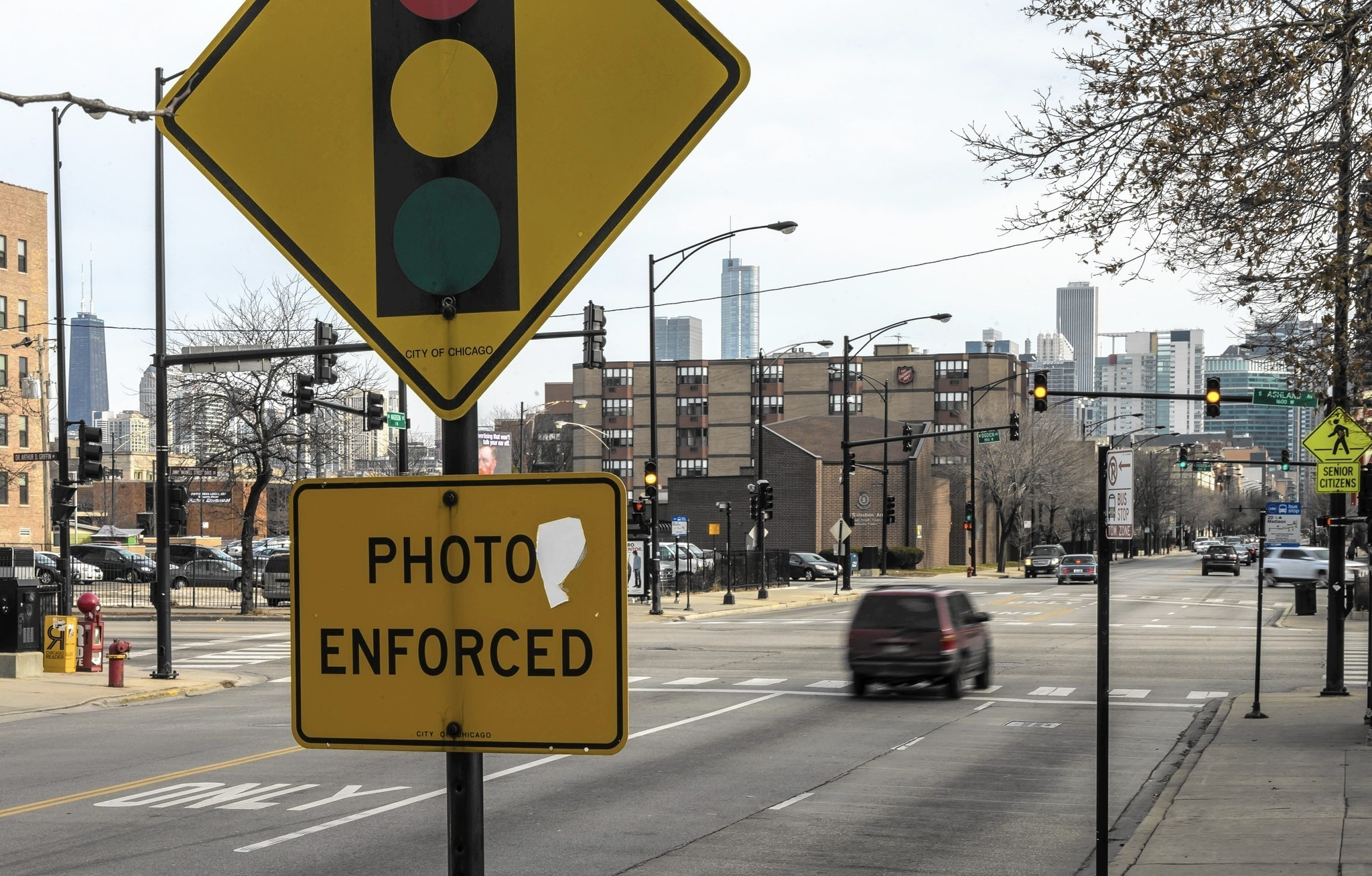Experts Chicagos Short Yellow Light Times Red Cameras A Chicago 3 Way Wiring Diagram Risky Mix Tribune