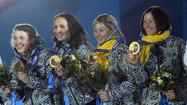 Ukrainian biathletes are a unifying force of hope at Sochi Olympics