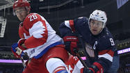 Russians are great sports, even in hockey loss to Americans