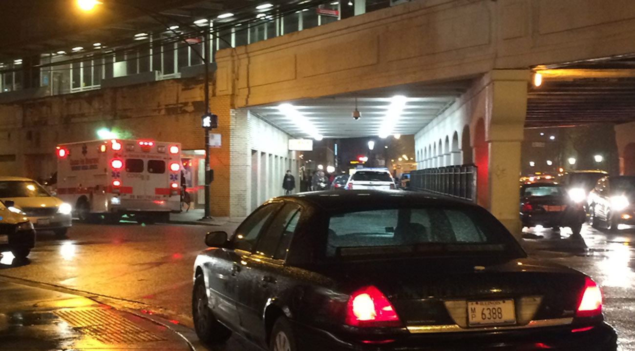 Man struck, killed by Red Line train