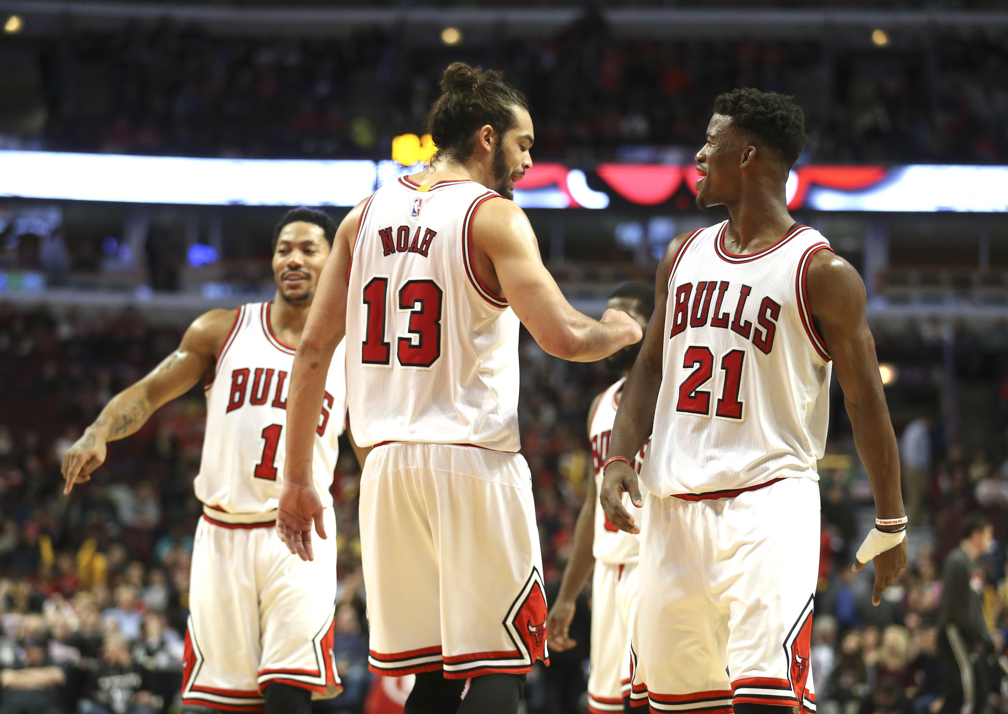 Derrick Rose-Jimmy Butler could become an All-Star pairing for Bulls
