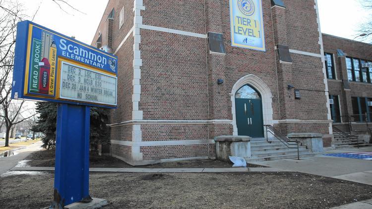 Scammon Elementary School