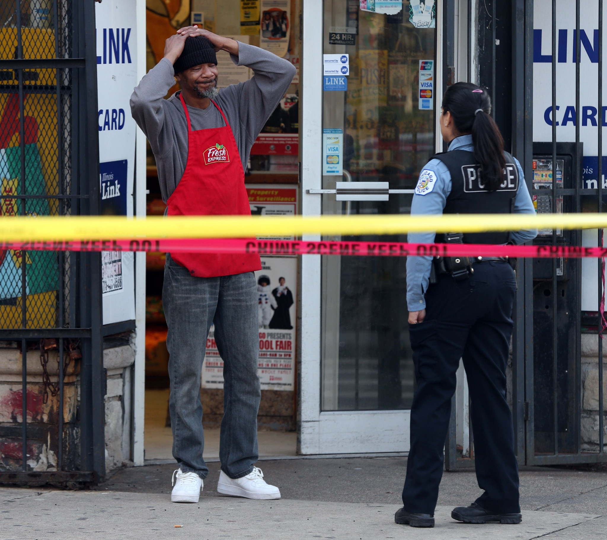 4 dead, 11 wounded in city shootings