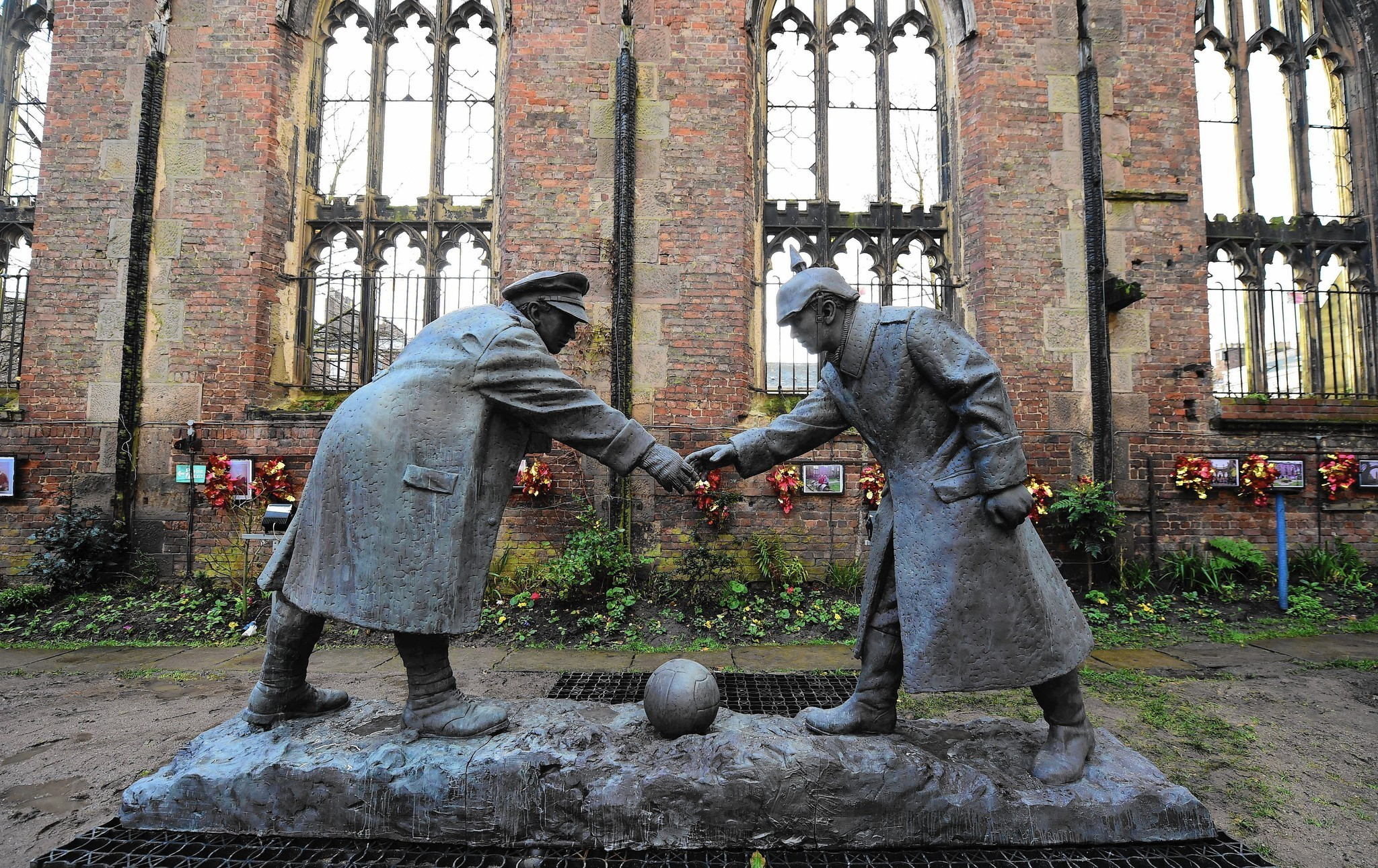 this is the 100th anniversary of the christmas truce in wwi the morning call - Wwi Christmas Truce