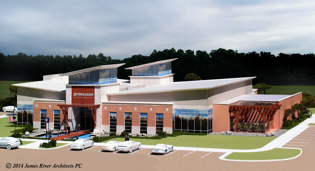 New Ferguson showroom in Newport News on schedule - Daily Press