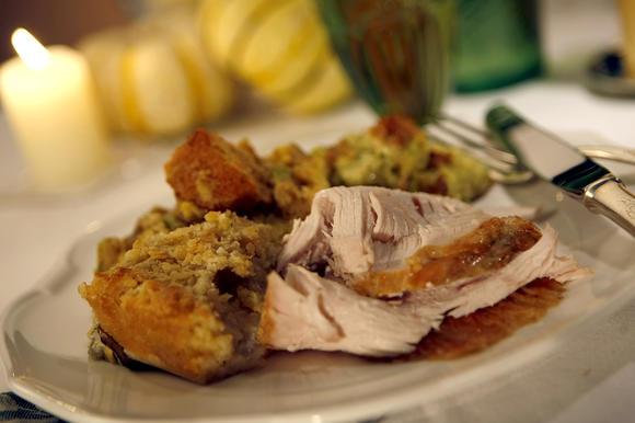 Flavored salts add a new twist to dry-brined turkey.