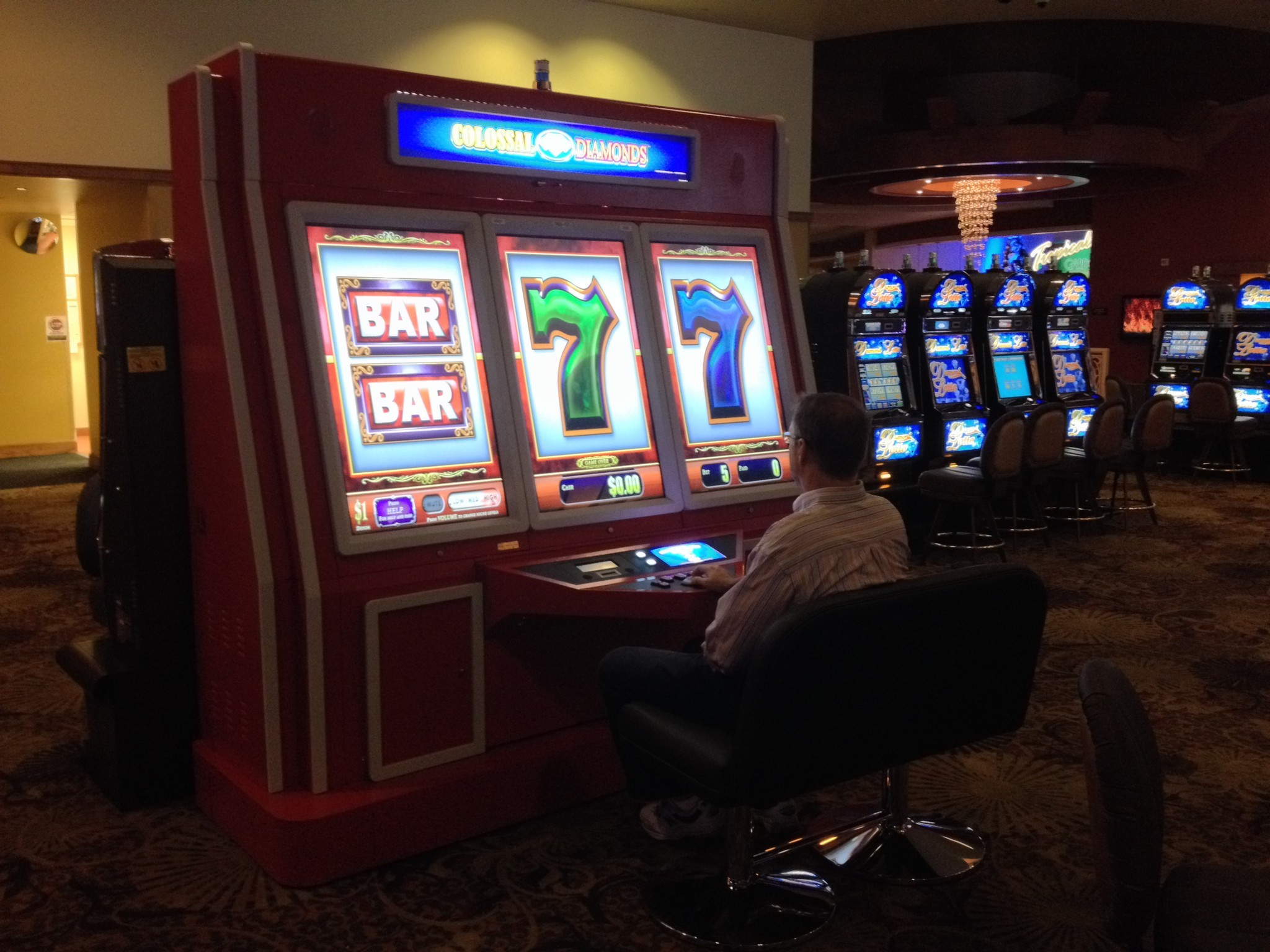 casino slots and games
