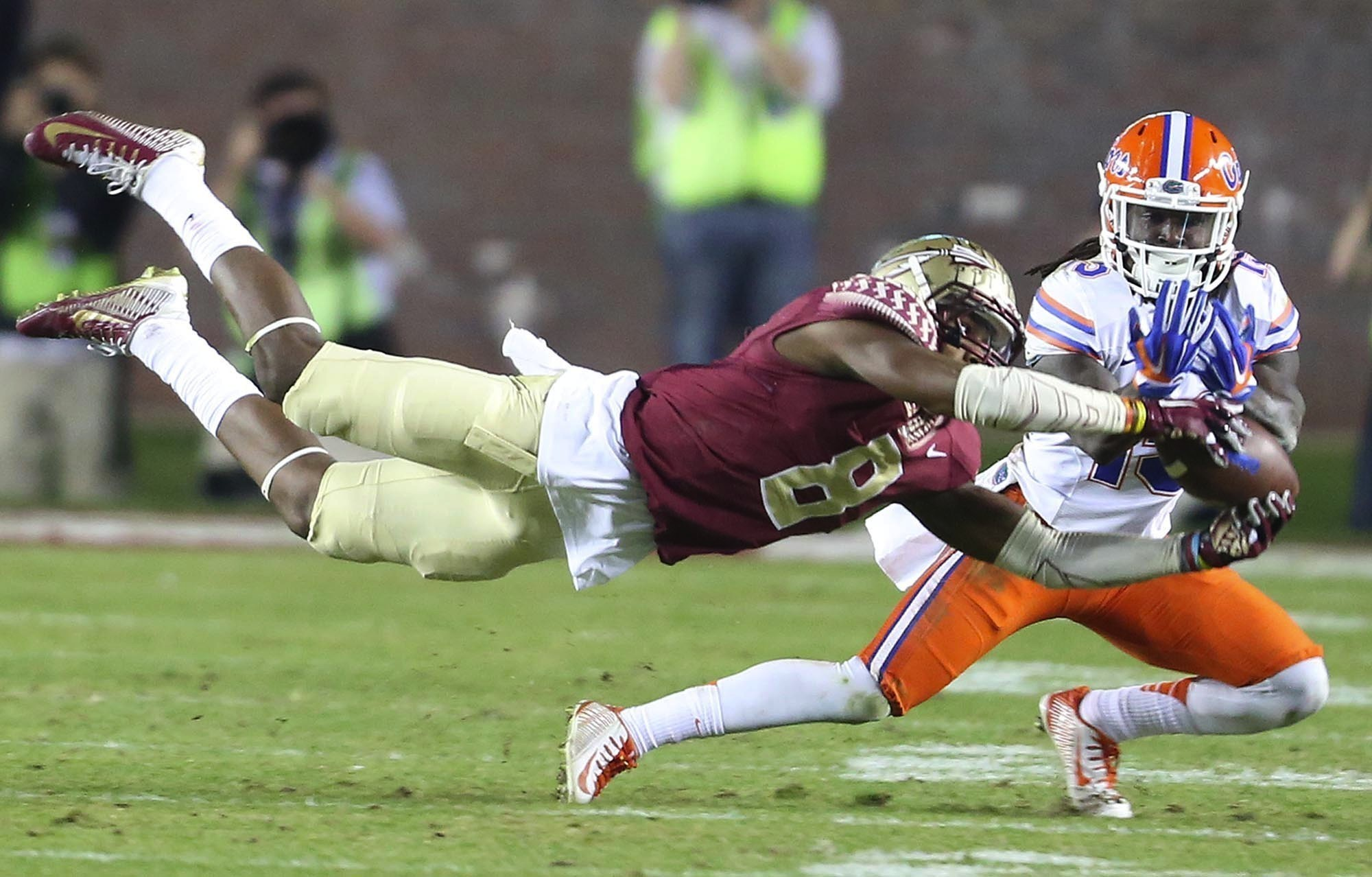 FSU s Jalen Ramsey to bring trash talk controlled chaos to Rose