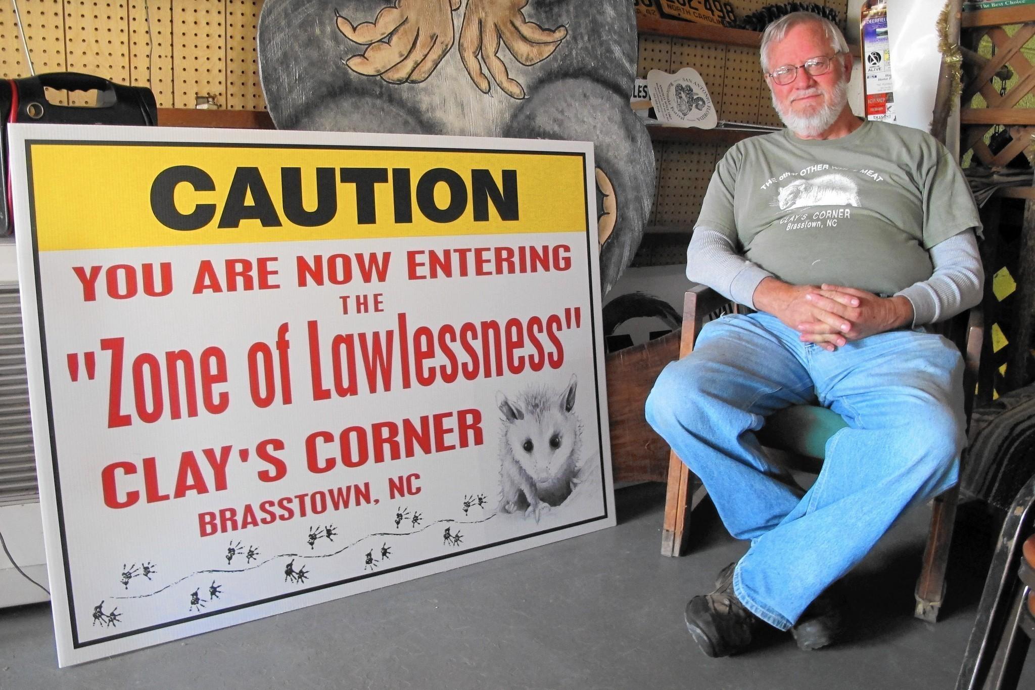 It's PETA vs. the Possum Drop in a New Year's legal struggle