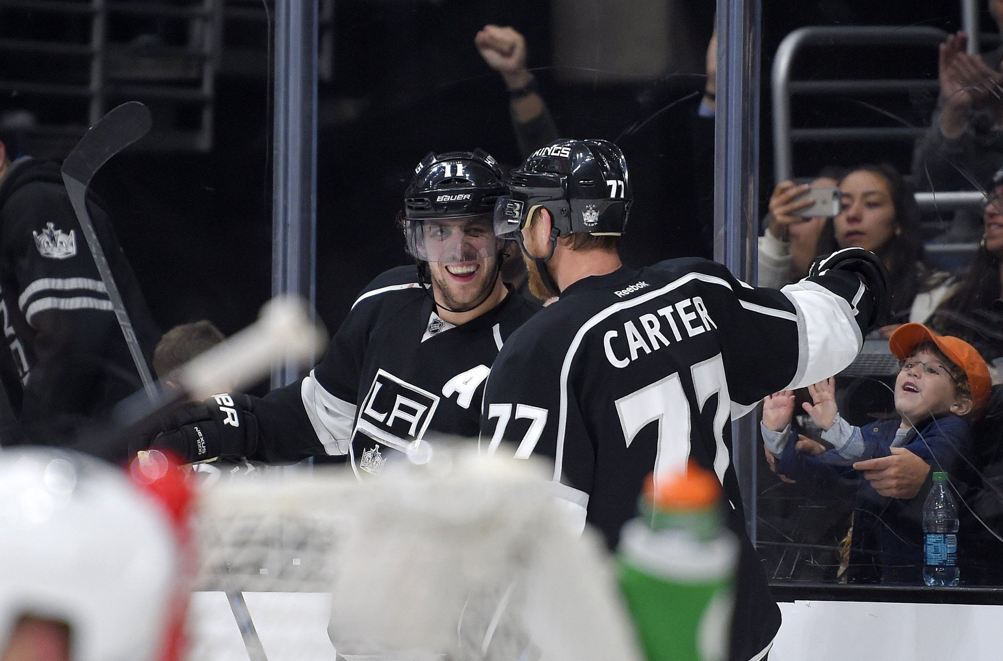 Kings Make All The Right Moves To Beat Sharks, 3-1