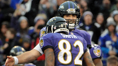 Ravens rally in fourth quarter for 20-10 win over Browns, clinch playoff spot