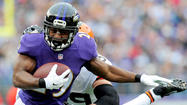 Ravens' Justin Forsett on preparing for the playoffs