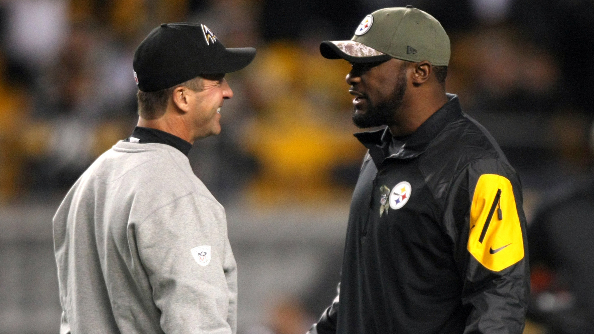 Ravens And Steelers Will Renew Rivalry Saturday Night In