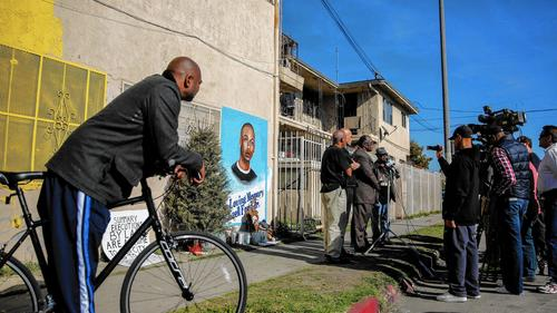 L.A. awaits release of Ezell Ford autopsy report