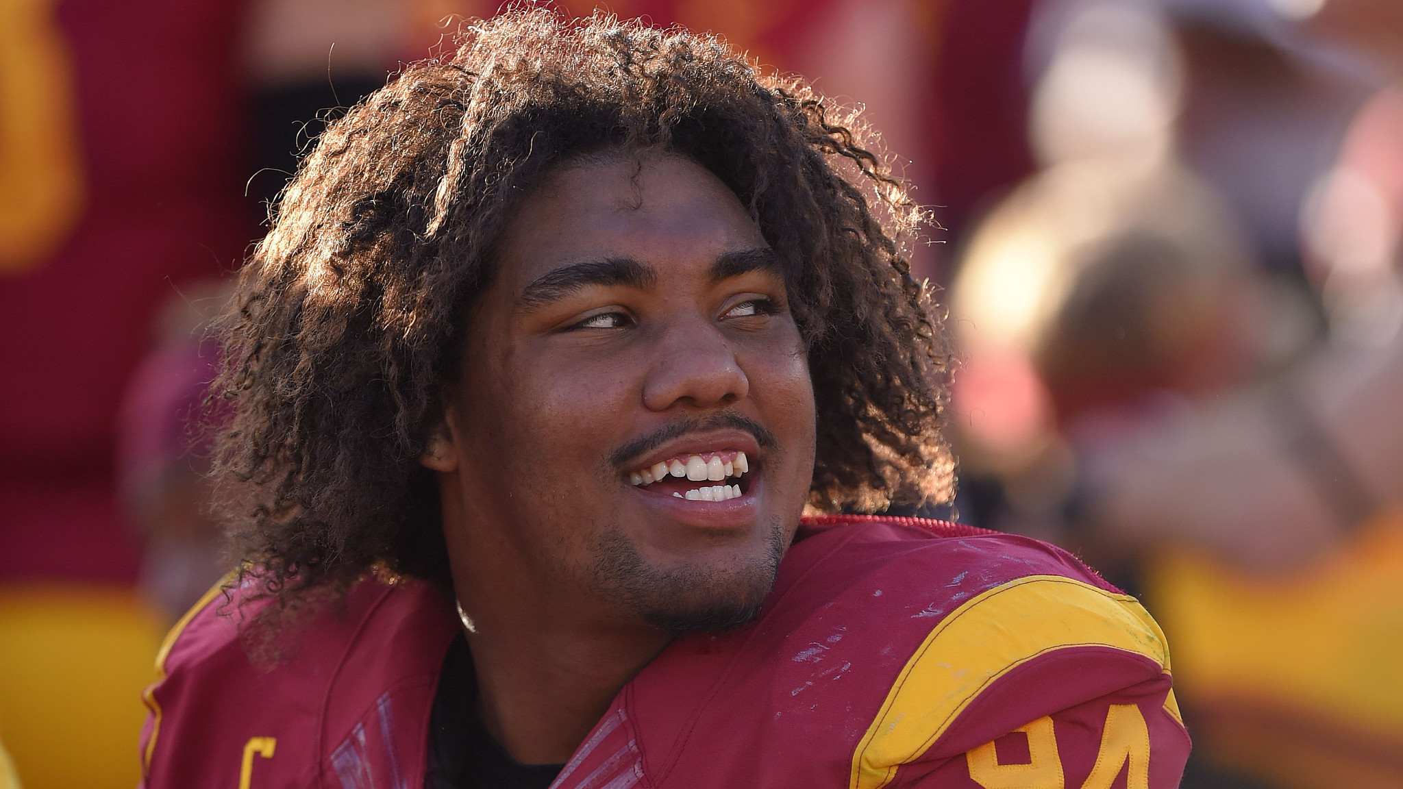 USC s Leonard Williams announces intention to enter NFL draft LA