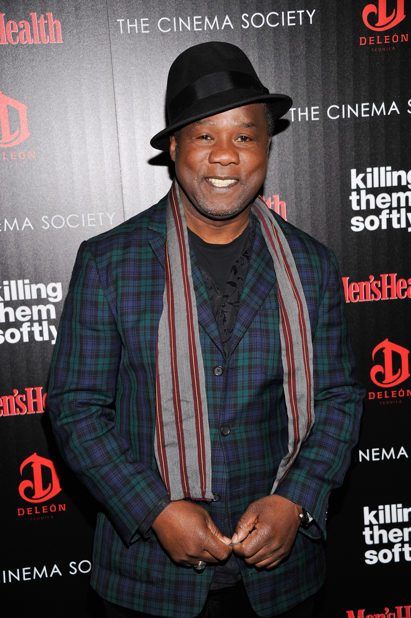 Isiah Whitlock, Jr. Isiah Whitlock Jr aka Clay