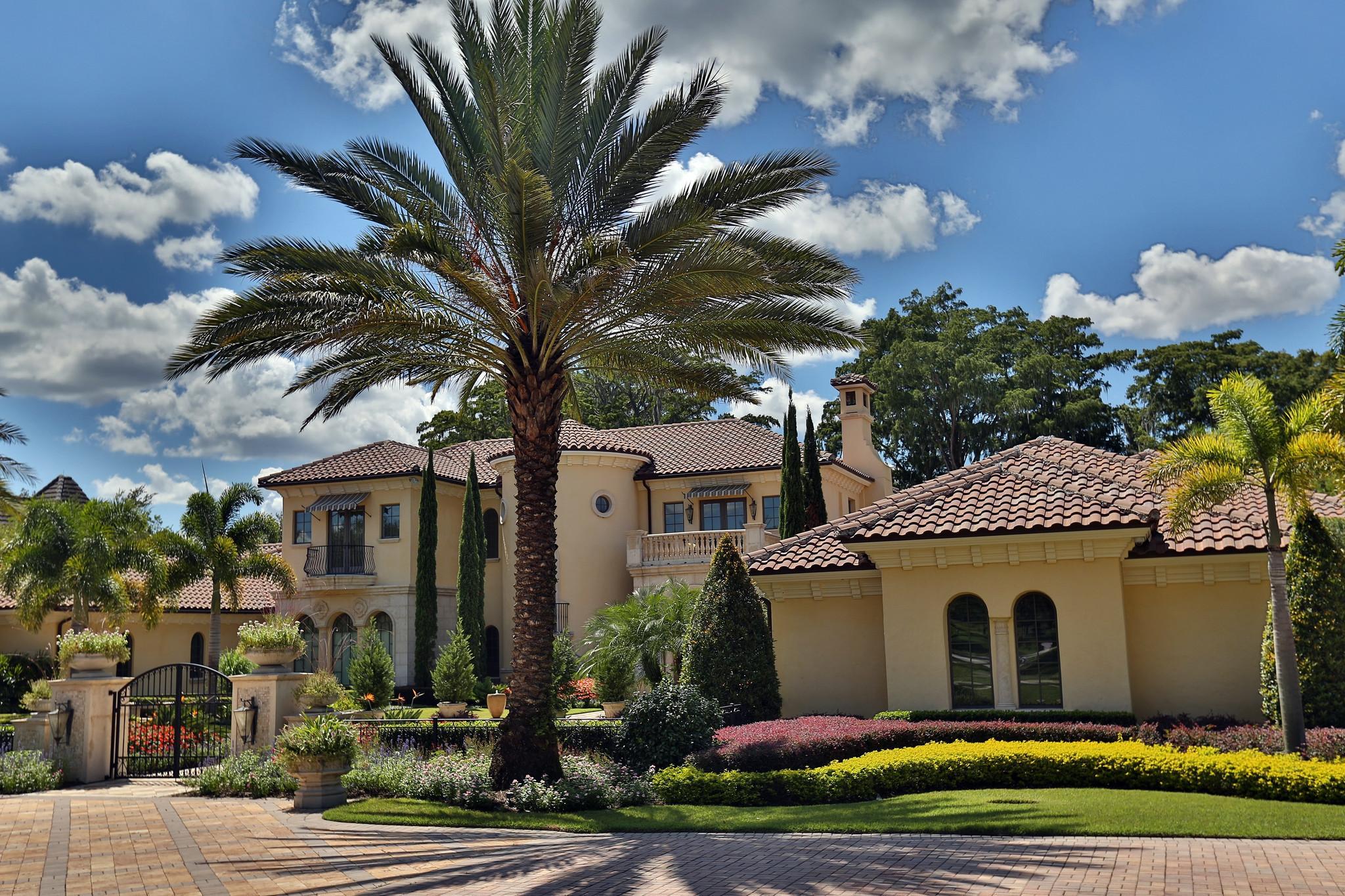 mansions show wealth shifts in orlando orlando sentinel