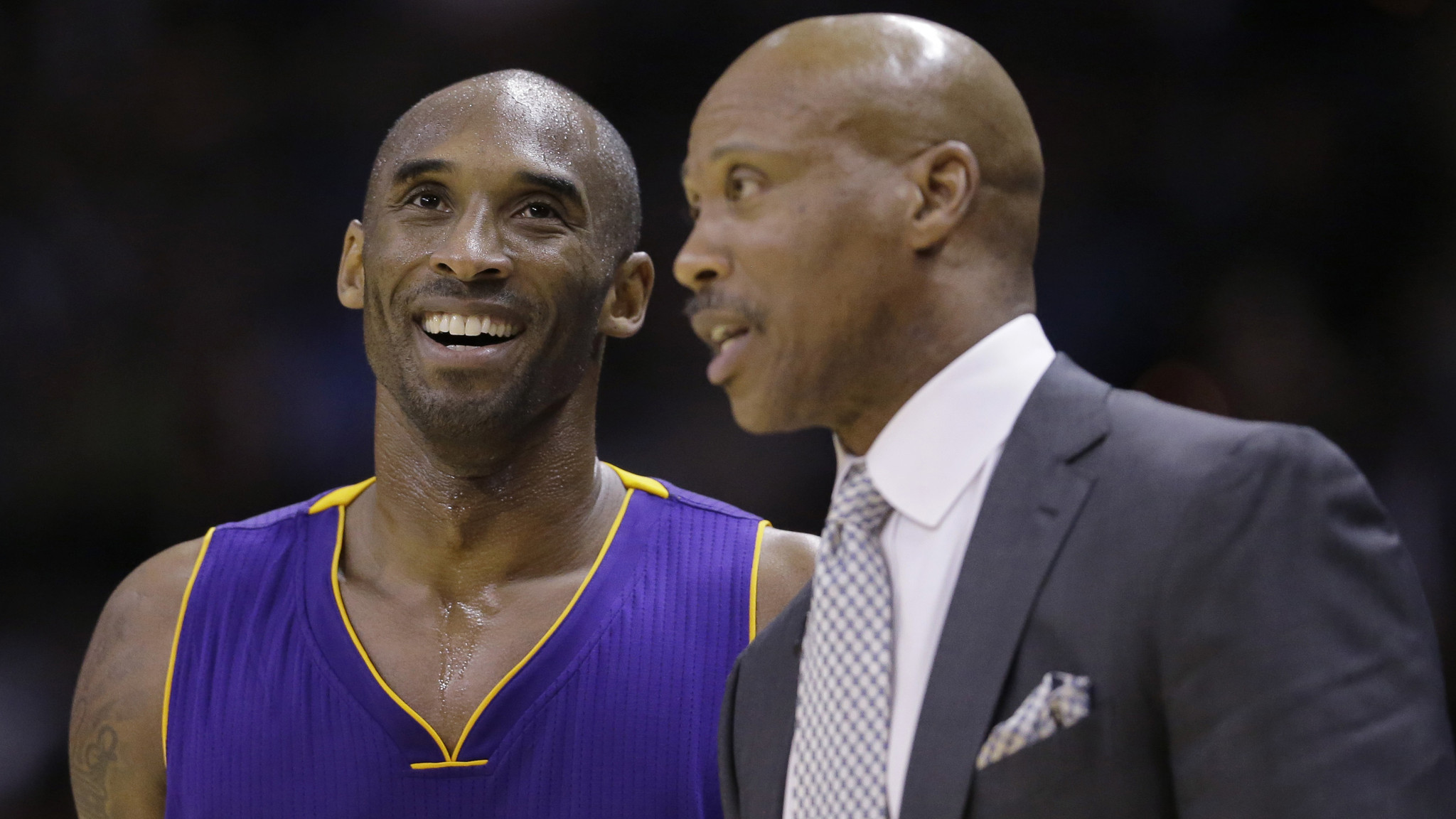 Byron Scott would like Kobe Bryant to look more for his own shot