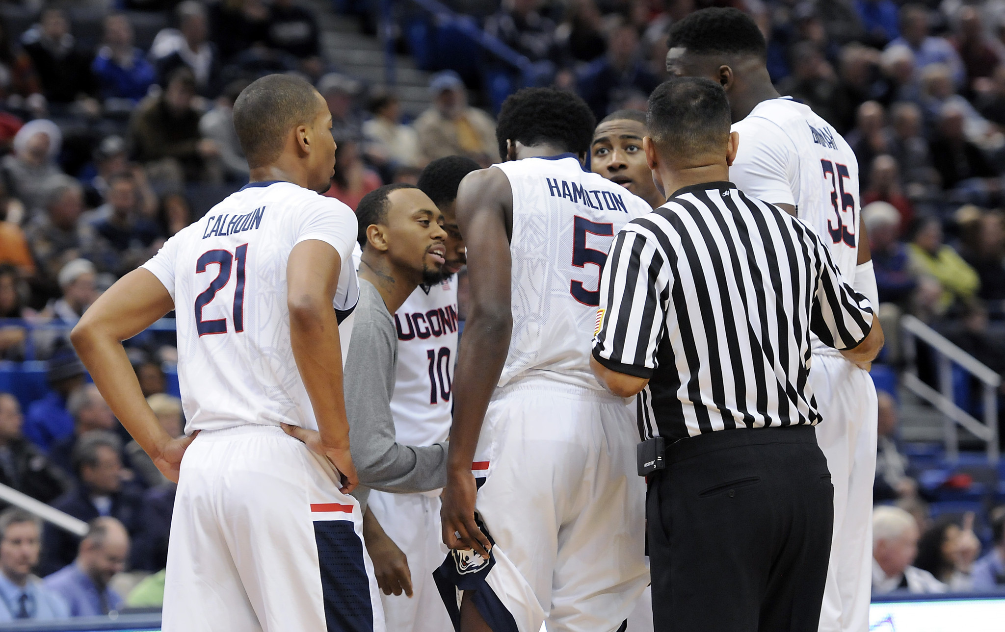 UConn Men's Insider: RPI, Recruiting Are 2015 Challenges ...