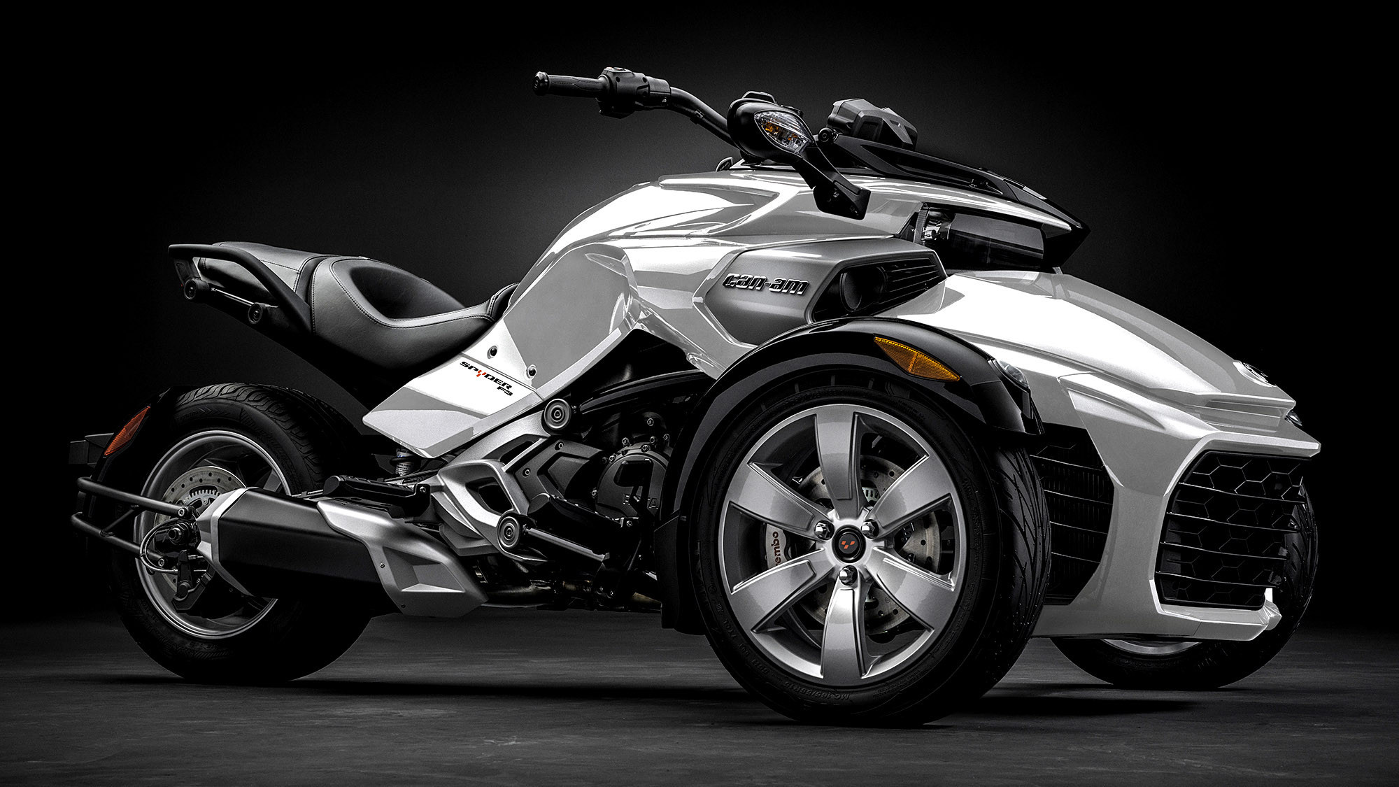 Trikes Get A Powerful Makeover For 2015
