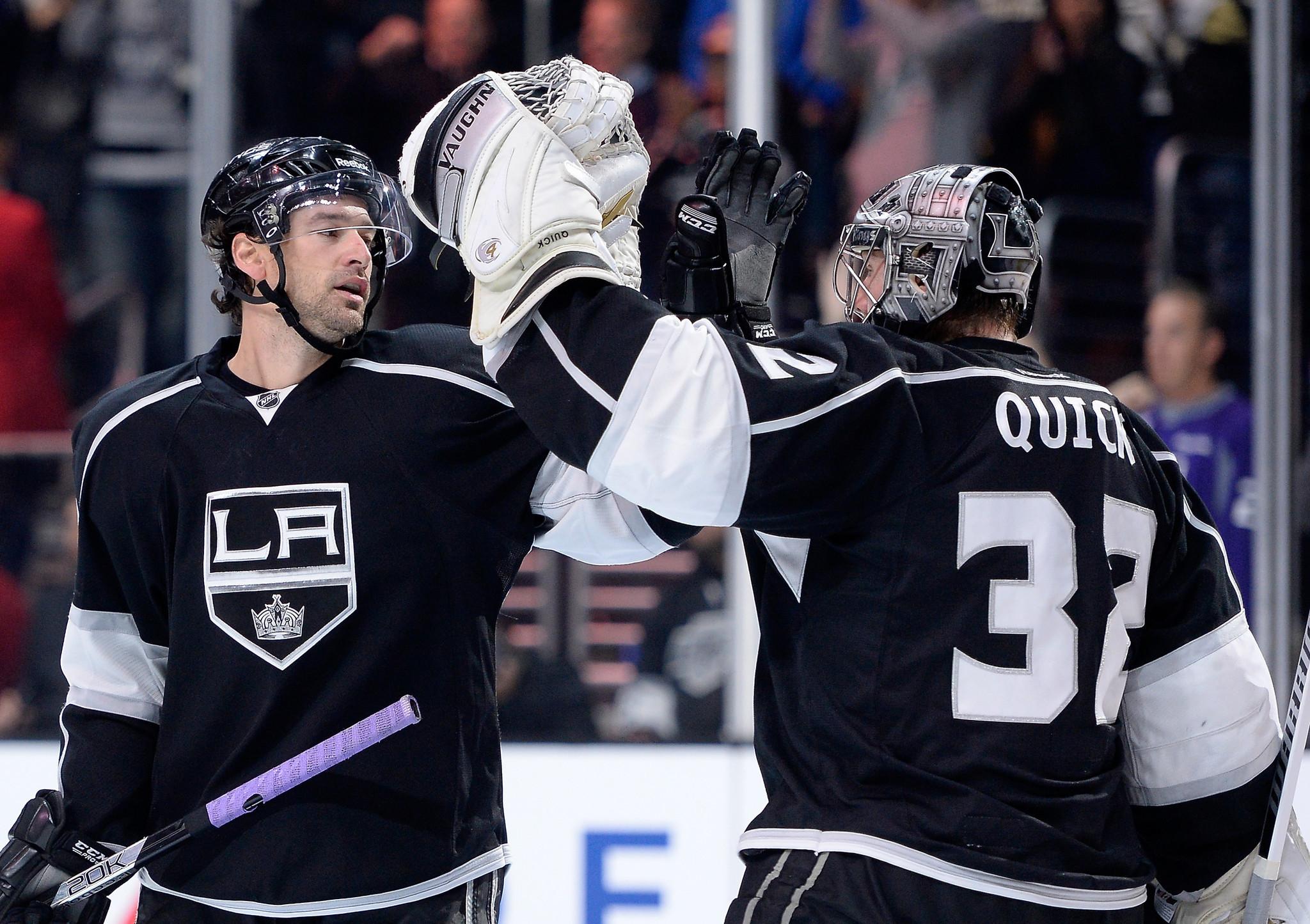 Kings Hope New Year, And Home Ice, Bring A Fresh Start