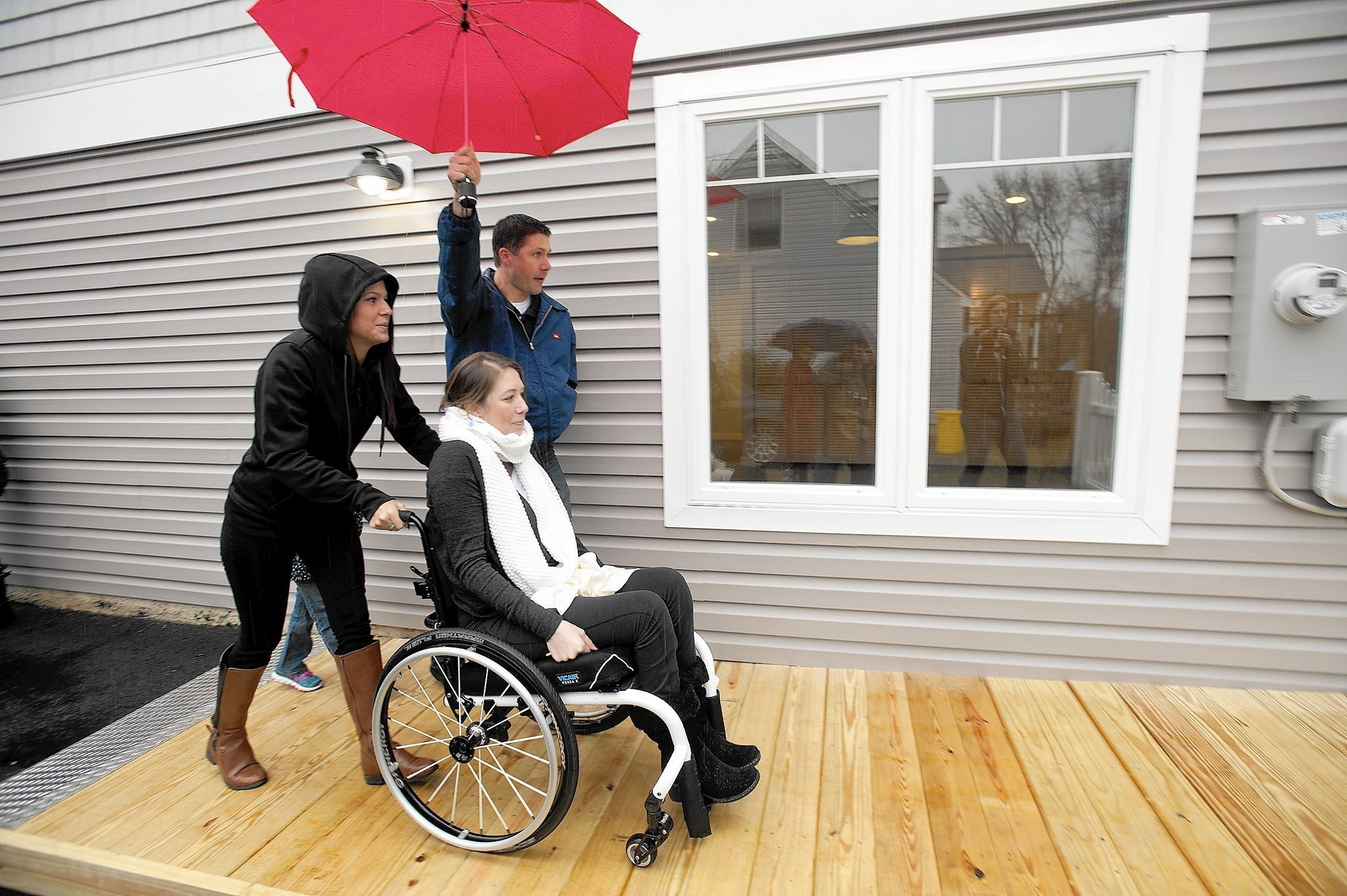 Saving Melissa Paralyzed Two Time Cancer Survivor Sees