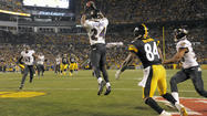 Ravens 30, Steelers 17