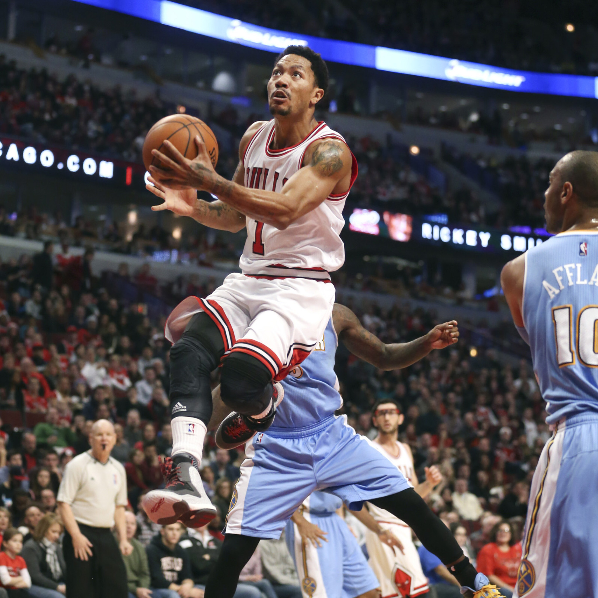 Derrick Rose another Chicago story of what might have been